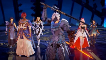 Tales of Arise - 'Forge Your Path' Overview Trailer