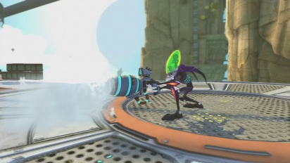 Ratchet & Clank: All 4 One - Weapons Part 2 Trailer