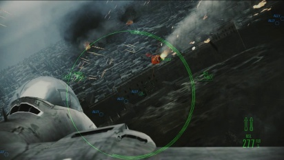 Ace Combat: Assault Horizon - Gamescom Trailer