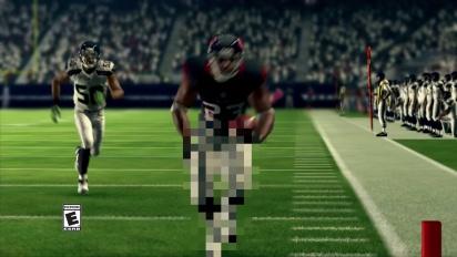 Madden NFL 25 - Censored Moves Trailer