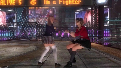 Dead or Alive 5: Last Round - Launch Trailer