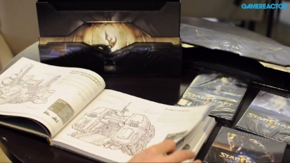 Vi pakker opp Starcraft II: Legacy of the Void - Collector's Edition