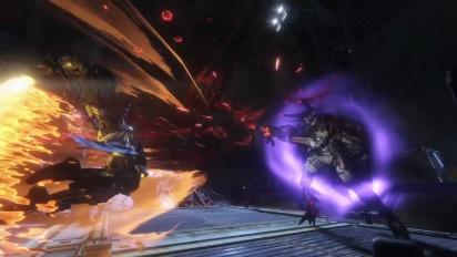 Destiny: Rise of Iron - Wrath of the Machine Raid Trailer