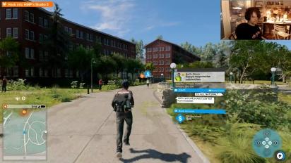 To timer med Watch Dogs 2 på PC