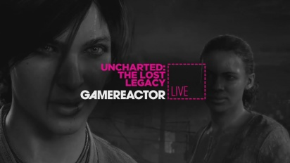 To timer med Uncharted: The Lost Legacy