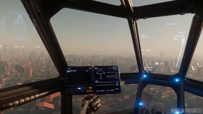 Star Citizen: Around the Verse - Carrack News, ArcCorp Views 3.4.04