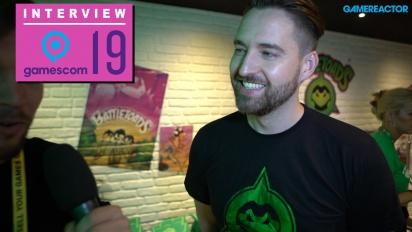 Battletoads - Paul Collins Interview