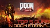 Doom Eternal - Topp 5 skytevåpen (Sponset)