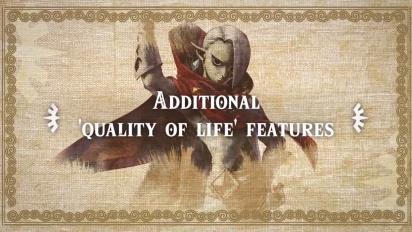The Legend of Zelda: Skyward Sword HD - Quality of Life Trailer