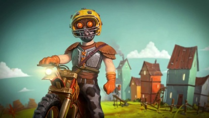 Trials Frontier - Reveal Trailer