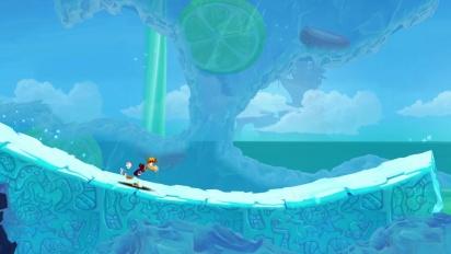 Rayman Fiesta Run - Reveal Trailer
