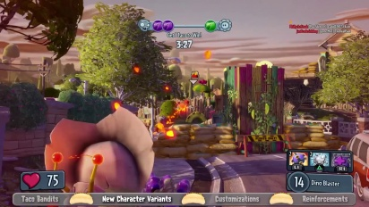 Plants vs. Zombies Garden Warfare - Legends of the Lawn