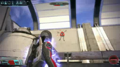 Mass Effect - Geth Hunting