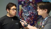 Project X Zone 2-intervju