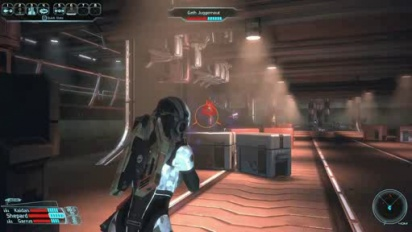 Mass Effect - Combat Gameplay