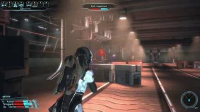 Mass Effect - Combat Gameplay
