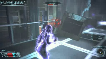 Mass Effect - Combat Gameplay 2