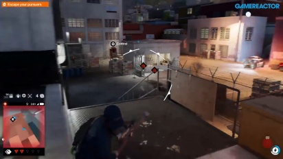 Gameplay - Watch Dogs 2 - Del 1