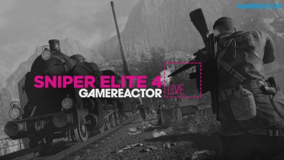 Masse gameplay fra Sniper Elite 4