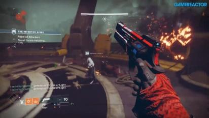 PC-gameplay fra Destiny 2