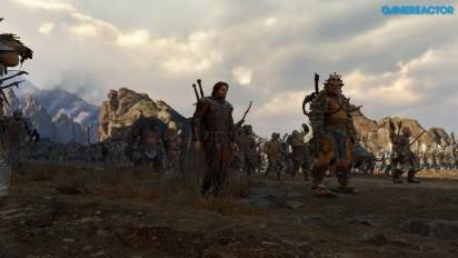 Se gameplay fra Middle-earth: Shadow of War