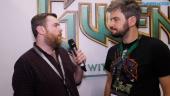 Gwent - intervju med Jakub Szamalek