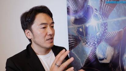Soul Calibur VI - intervju med Motohiro Okubo