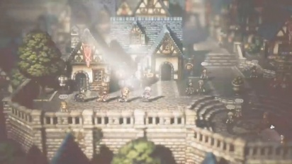 Octopath Traveler - E3 2018 Trailer