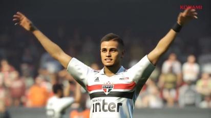 PES 2019 - São Paulo FC Trailer