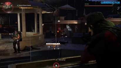 The Division 2 - Secure Eleanor-gameplay Del 2