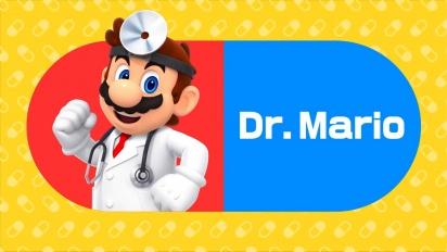 Dr. Mario World - Doctors & Assistants #1