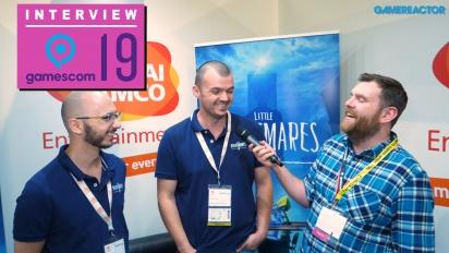 Little Nightmares 2 - Dave Mervik and Lucas Roussel Interview