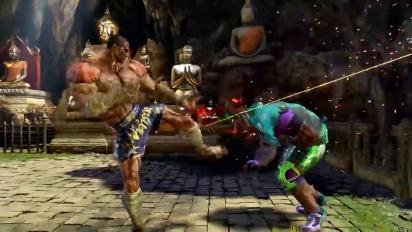 Tekken 7 - Fahkumram Release Date Trailer