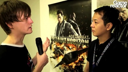 TGS 11: Ace Combat: Assault Horizon-intervju