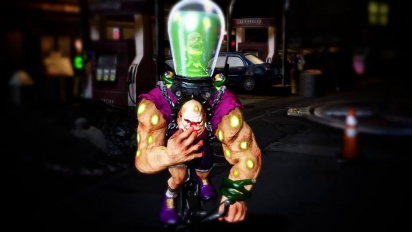 Infinite Crisis - Behind the Voice: Atomic Joker