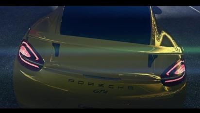 Real Racing 3 - Porsche Cayman GT4 Trailer