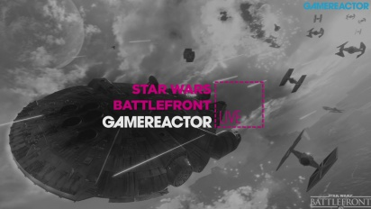 GRTV Live: Star Wars Battlefront