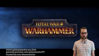 Få med deg premiene i GRs Total War: Warhammer-sending