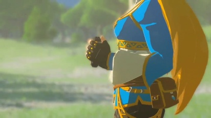 The Legend of Zelda: Breath of the Wild - Life in the Ruins Trailer