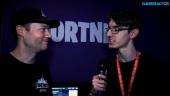Epic Games-sjefen snakker Fortnite