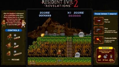 Resident Evil: Revelations 2 - Ghouls 'n Homunculi