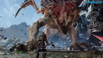 God of War - Hvordan drepe en drage (Spoilers)