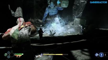 God of War - Hvordan drepe et troll (Spoilers)