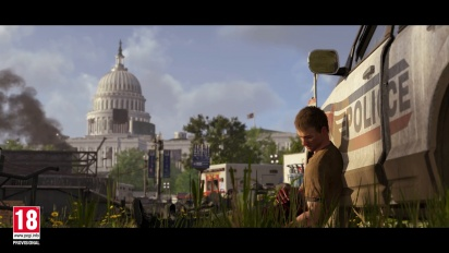 The Division 2 - Ubisoft E3 2018 Gameplay Trailer