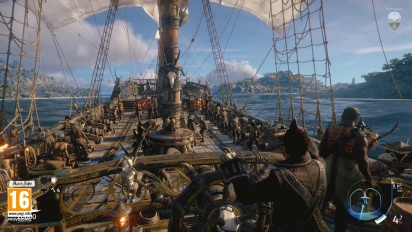 Skull & Bones - Ubisoft E3 2018 Gameplay Trailer