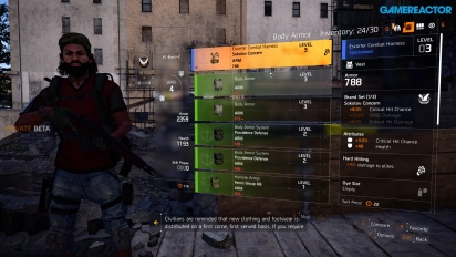 The Division 2 - Control Point Demolition Site-gameplay