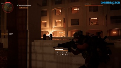 The Division 2 - Secure Eleanor-gameplay Del 1