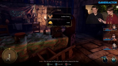 GDC 19: Operencia: The Stolen Sun - Gameplay Demo & Interview