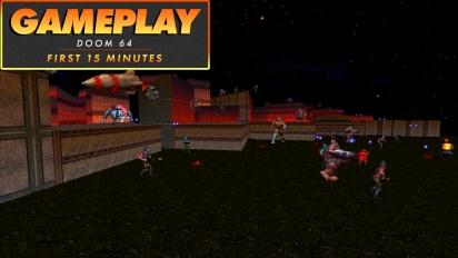 Doom 64 - De første 15 minuttene