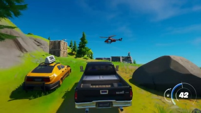 Fortnite - Get Behind the Wheel In The Joy Ride Update Trailer